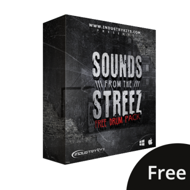 Sounds From The Streetz DrumPack [FREE RELEASE]