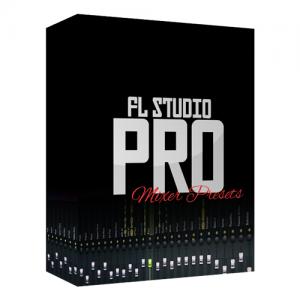 FL Studio Mixer Preset Pack