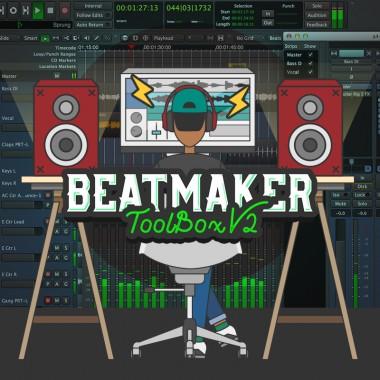 BeatMaker ToolBox V2 [ MEGA PACK ]