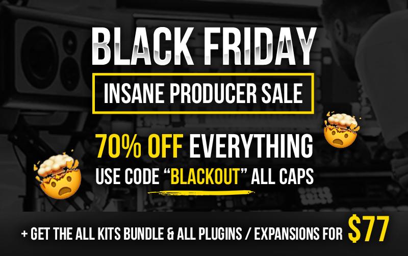 Black Friday Producer Sale