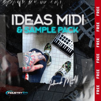 IDEAS MIDI & Samples Pack [FREE]