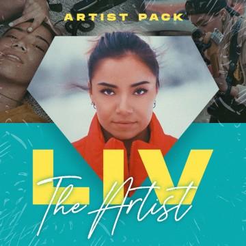LIV THE ARTIST [ Artist Pack ]