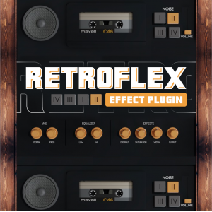 RetroFlex | Vintage FX Plug-In