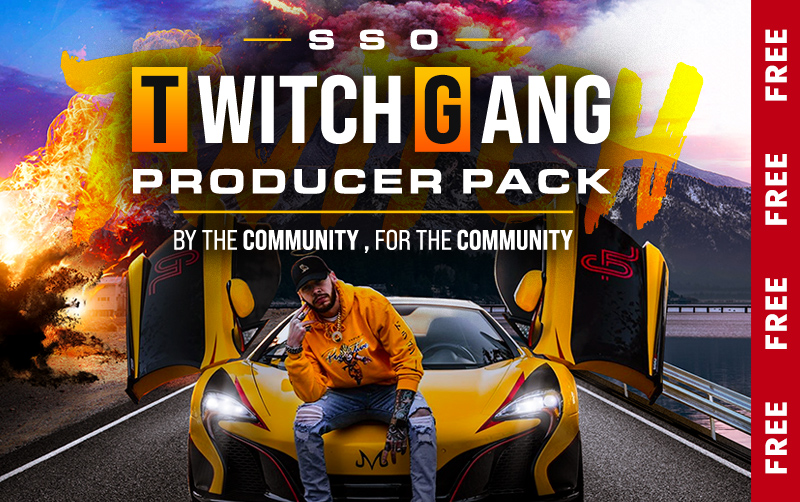 Twitch Gang FREE Pack V1
