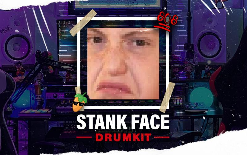 Stank Face DrumKit