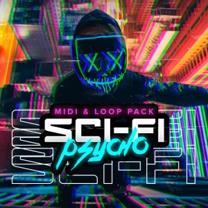SciFi Psycho Sample Pack