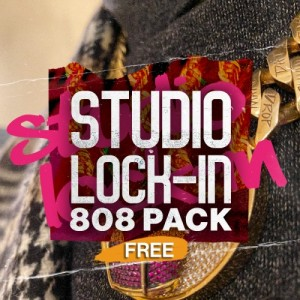 Studio LOCK-IN 808 Pack [FREE]