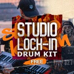 Studio LOCK-IN DrumKit [FREE]