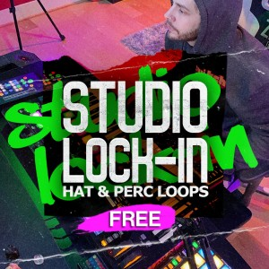 Studio LOCK-IN Hat & Perc Loops Pack [FREE]