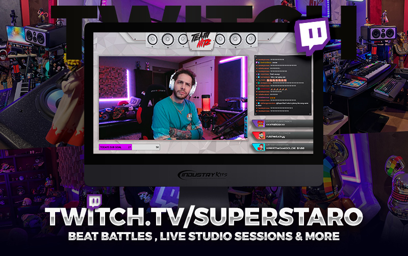 Twitch SuperStar O