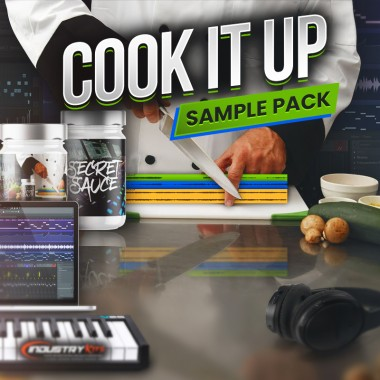 COOK IT UP Sample Pack