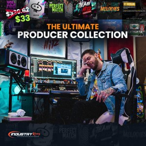 THE ULTIMATE PRODUCER BUNDLE [LIMITED]