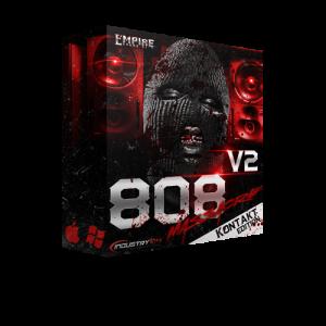 808 Massacre V2 KONTAKT Edition