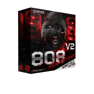 808 Massacre V2 KONTAKT Edition