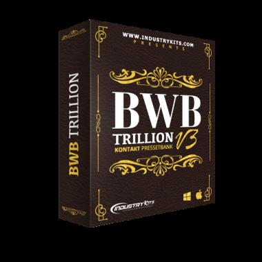 BWB Trillion V3 PresetBank - KONTAKT Version -