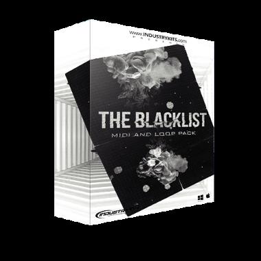 The Blacklist MIDI & Loop Pack