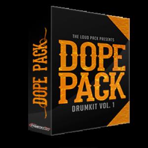 Dope Pack DrumKit & More