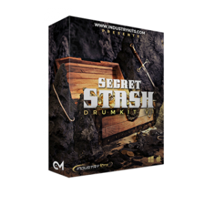 Secret Stash DrumKit