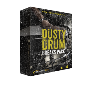 Dusty Drums Pack