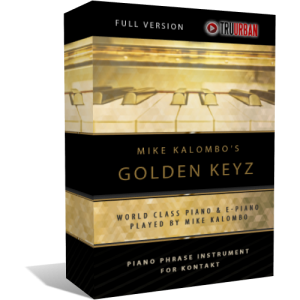 Golden Keys KONTAKT Bank [Mike Kalombo]