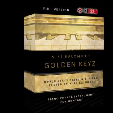 Golden Keys KONTAKT Bank [Mike Kalombo]