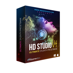 HD Studio V4 - Ultimate Sylenth PresetBank