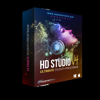 HD Studio V4 - Ultimate Sylenth PresetBank