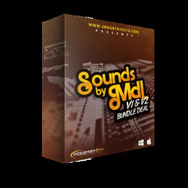 Sounds By MdL DrumKit Bundle