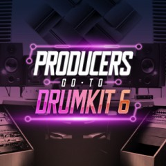 Producers GoTo DrumKit V6