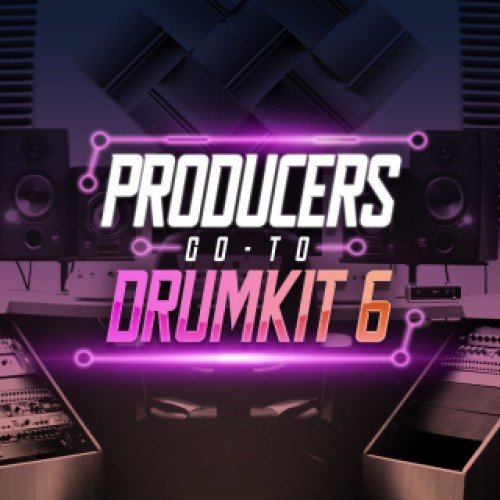 Producers Go To DrumKit 6 | DrumKit | WAV Samples