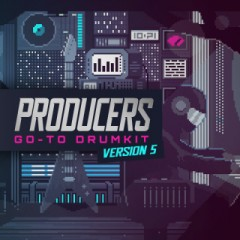 Producers GoTo DrumKit V5