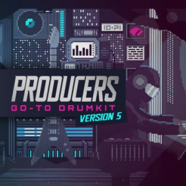 Producers GoTo DrumKit V5