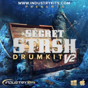 Secret Stash DrumKit V2
