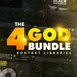 The 4 God Bundle [KONTAKT]