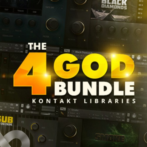 4 God Bundle | Kontakt Library | Kontakt Presets