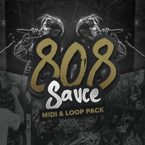 808 Sauce MIDI & Loop Pack