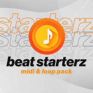BEAT STARTERZ MIDI & Loop Pack