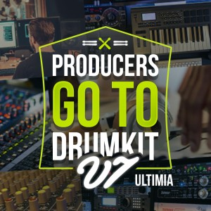 Producers GoTo DrumKit V7 [ULTIMIA]