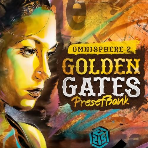 Golden Gates | Omnisphere Library | Omnisphere Presets