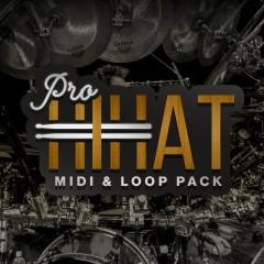 Pro HiHat MIDI & Loop Pack