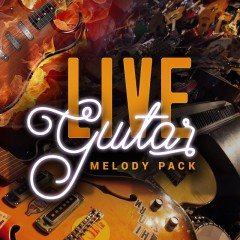Live Guitar Melody Pack