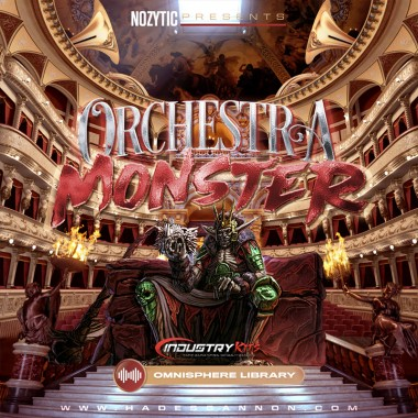 Orchestral Monster [Omnisphere 2 Library]