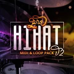 Pro HiHat MIDI & Loop Pack V2