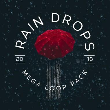 Rain Drops MEGA Loop Pack