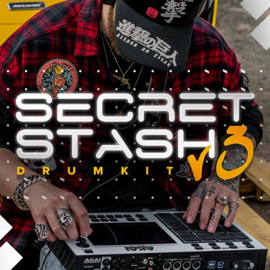 Secret Stash DrumKit V3