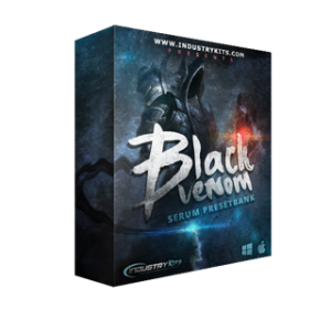 Black Venom PresetBank [SERUM]