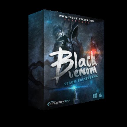 Black Venon | SERUM Presets | SERUM Patches