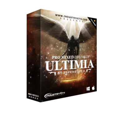 Pro Mixed DrumKit ULTIMIA [SSO]