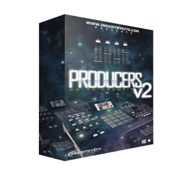 Producers Go-To DrumKit V2