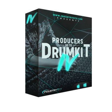 Producers Go-To DrumKit IV